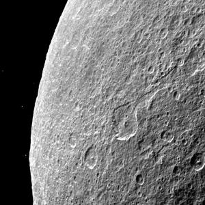 Луна Сатурна Рея