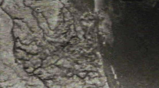 Каналы на поверхности Титана