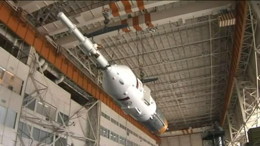 «Союз ТМА-05М»
