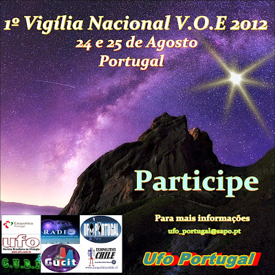 24-25 августа 1-я национальная конференция V.O.E. в Португалии