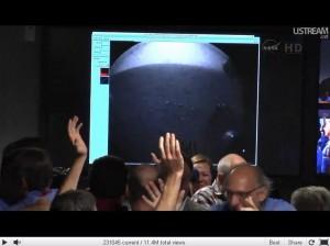 Кьюриосити» совершил посадку на Марс, первые снимки