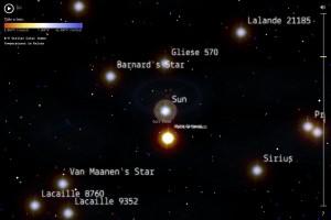 «100,000 Stars» от Гугл