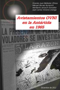 AVISTAMIENTOS OVNI EN LA ANTÁRTIDA EN 1965