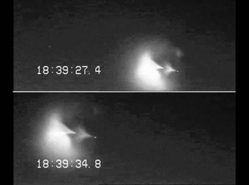 X-37B вызвал переполох в Кейптауне