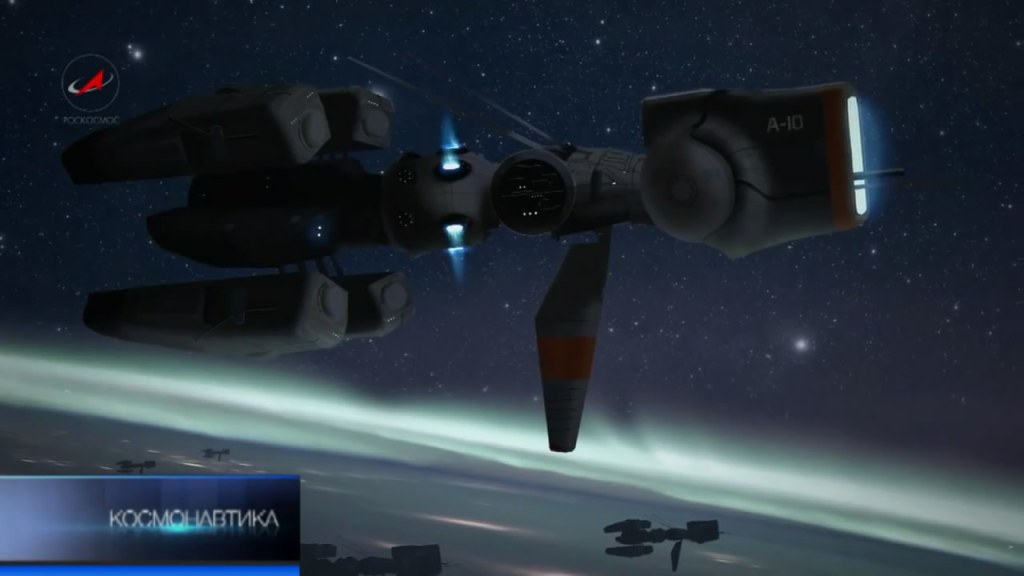 Новый сюжет телестудии Роскосмос «Родить в космосе»