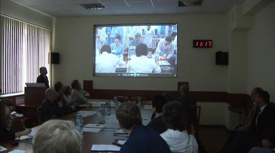Пресс-конференции по итогам полета КА «Бион-М» №1 (Первая часть)