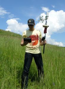 Испытания модернизированной многофункциональной метеостанции La Crosse