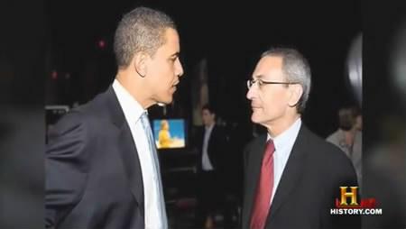 Барак Обама, Джон Подеста