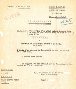 GEIPAN — пакет документации за апрель 2015